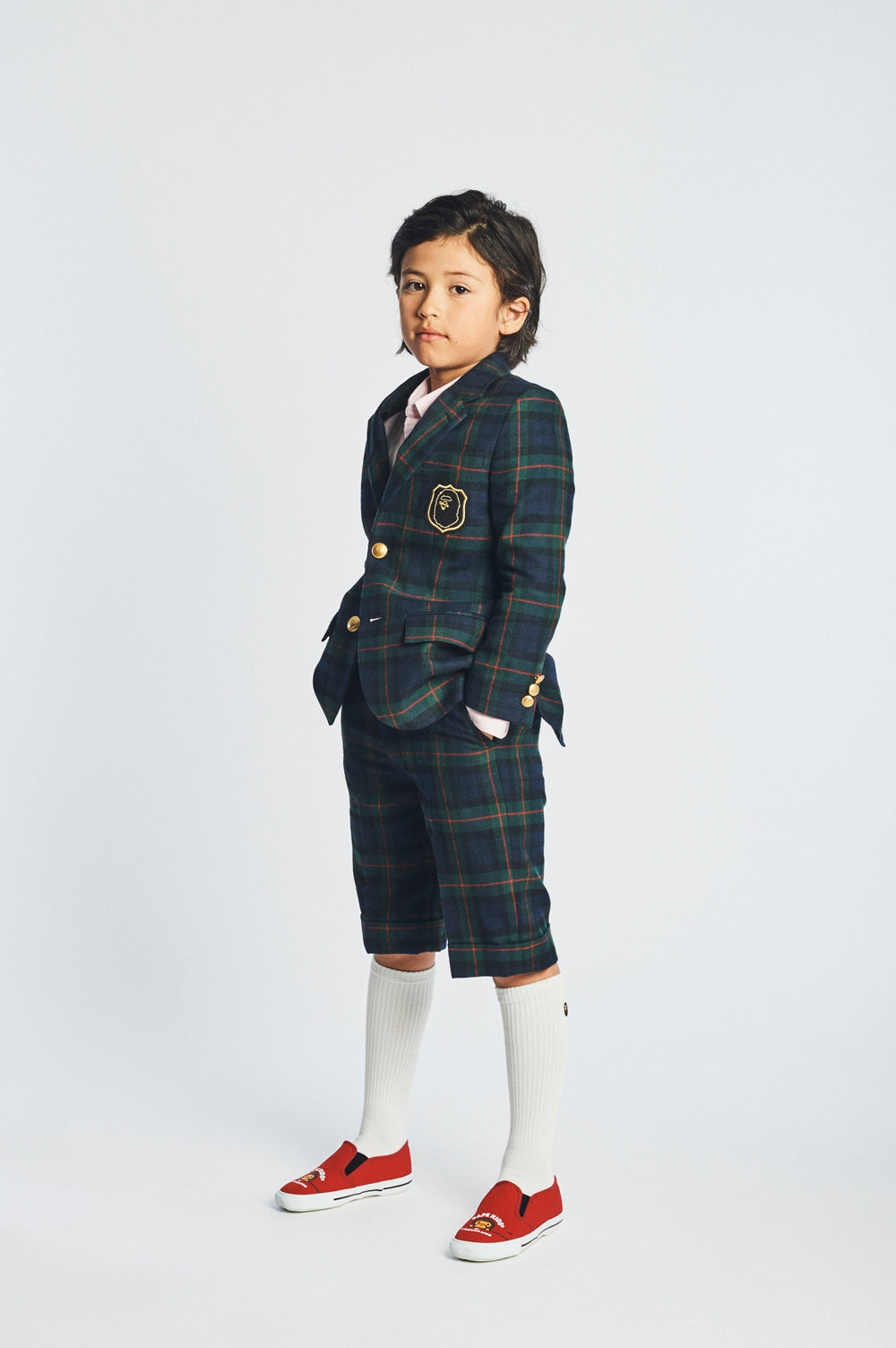 A BATHING APE 2018 SS KIDS' LOOKBOOK 2