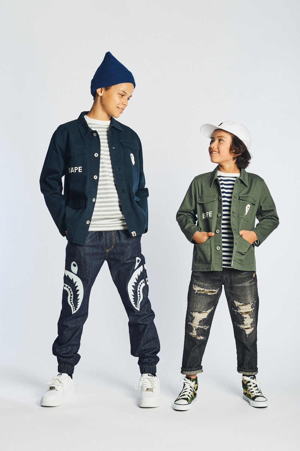 A BATHING APE 2018 SS KIDS' LOOKBOOK 20