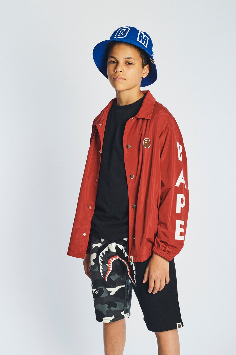 A BATHING APE 2018 SS KIDS' LOOKBOOK 21