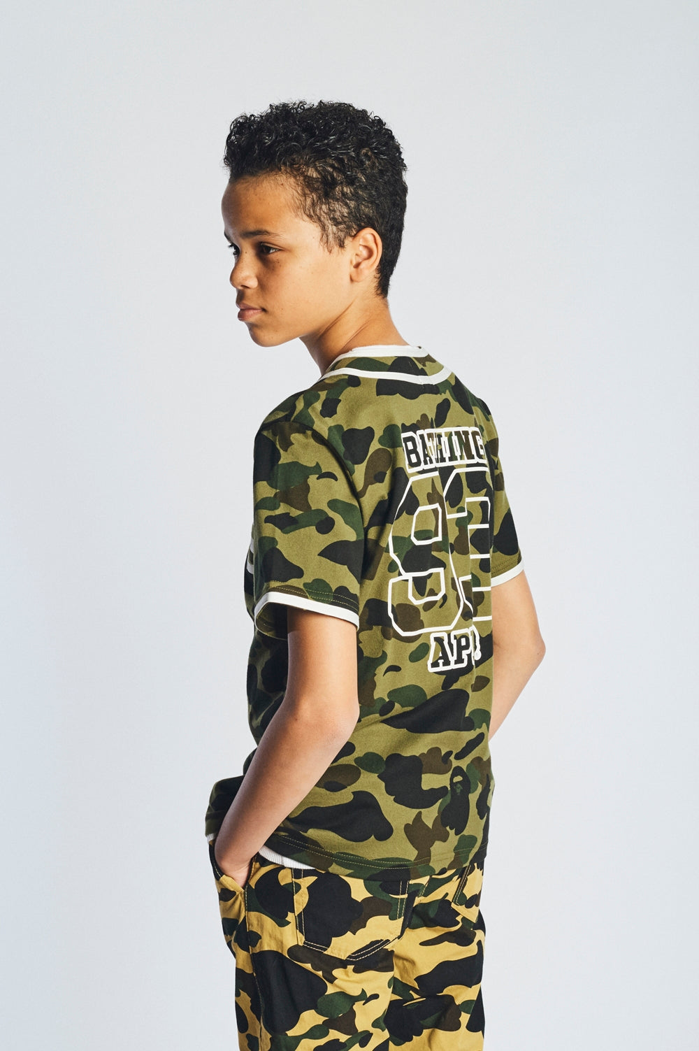 A BATHING APE 2018 SS KIDS' LOOKBOOK 26