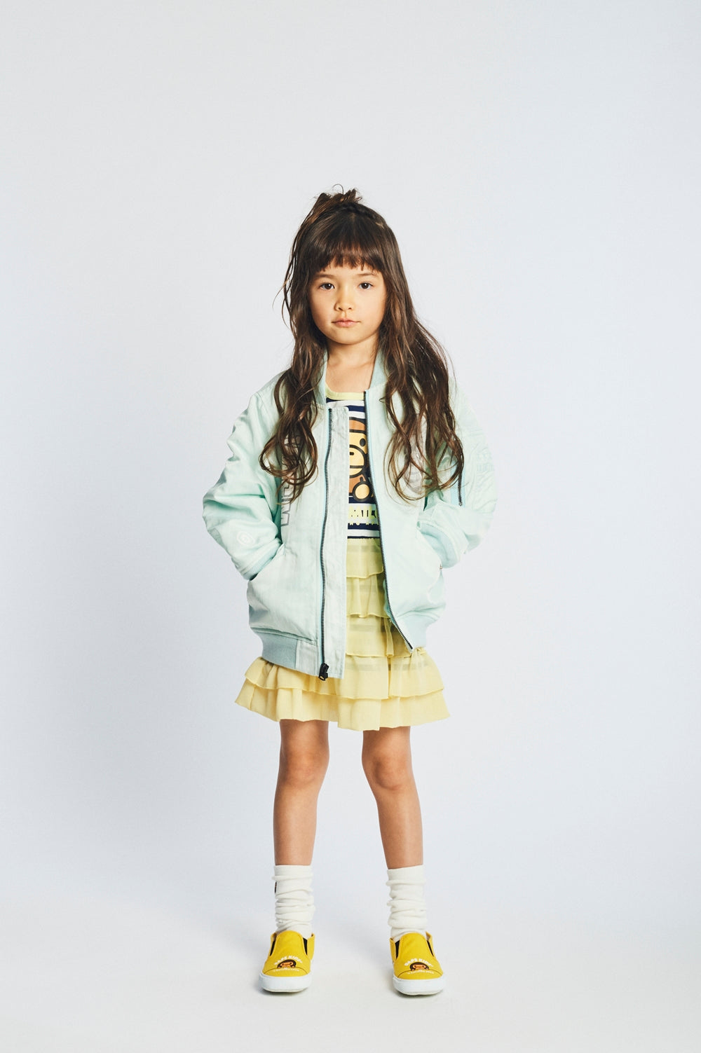 A BATHING APE 2018 SS KIDS' LOOKBOOK 3