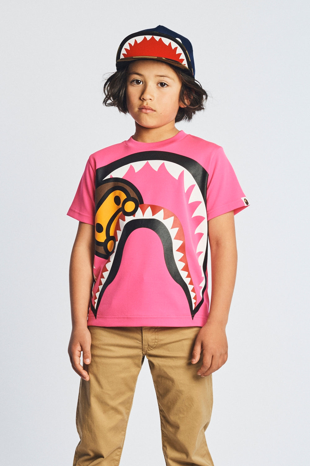 A BATHING APE 2018 SS KIDS' LOOKBOOK 4