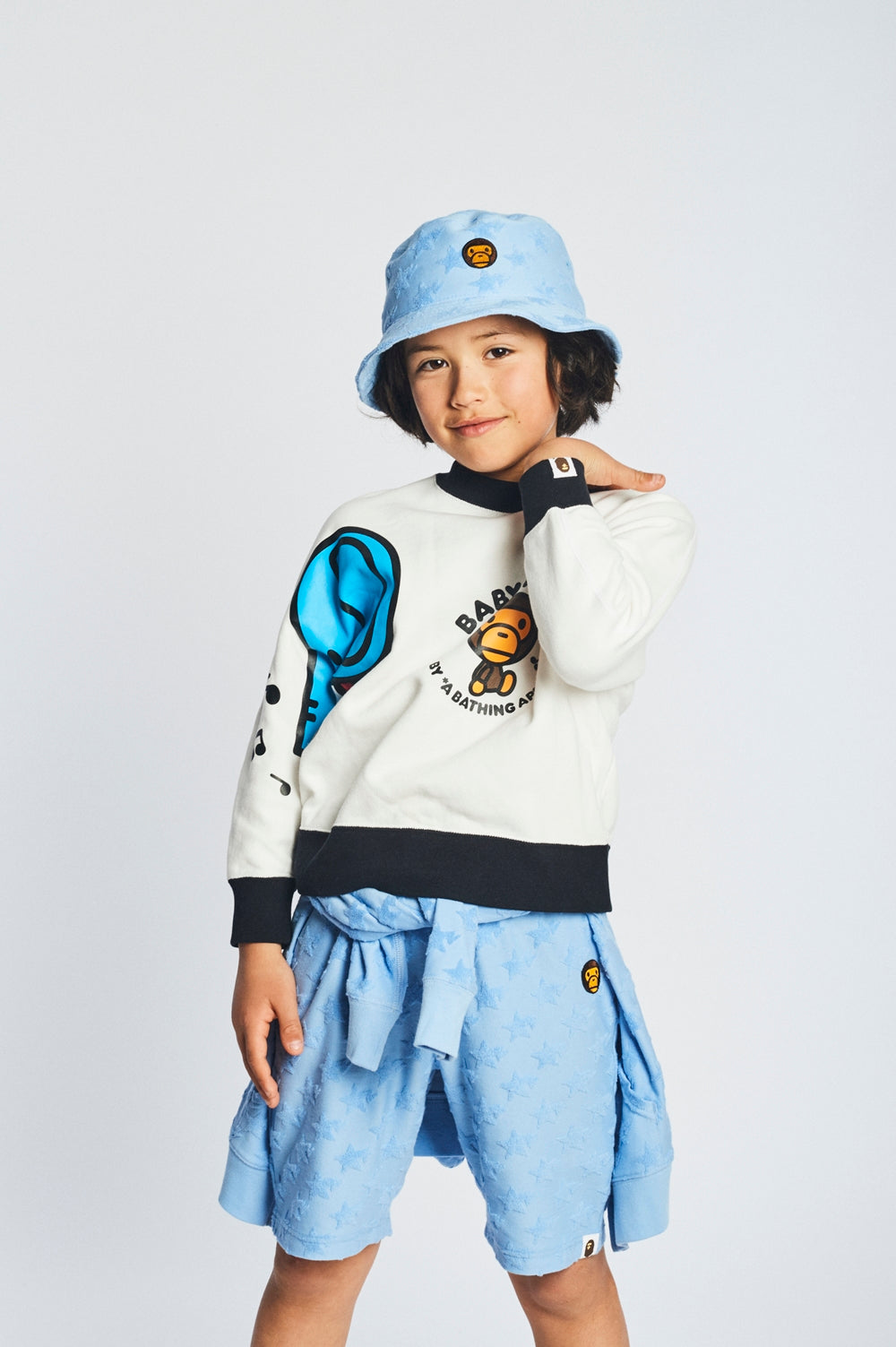 A BATHING APE 2018 SS KIDS' LOOKBOOK 6