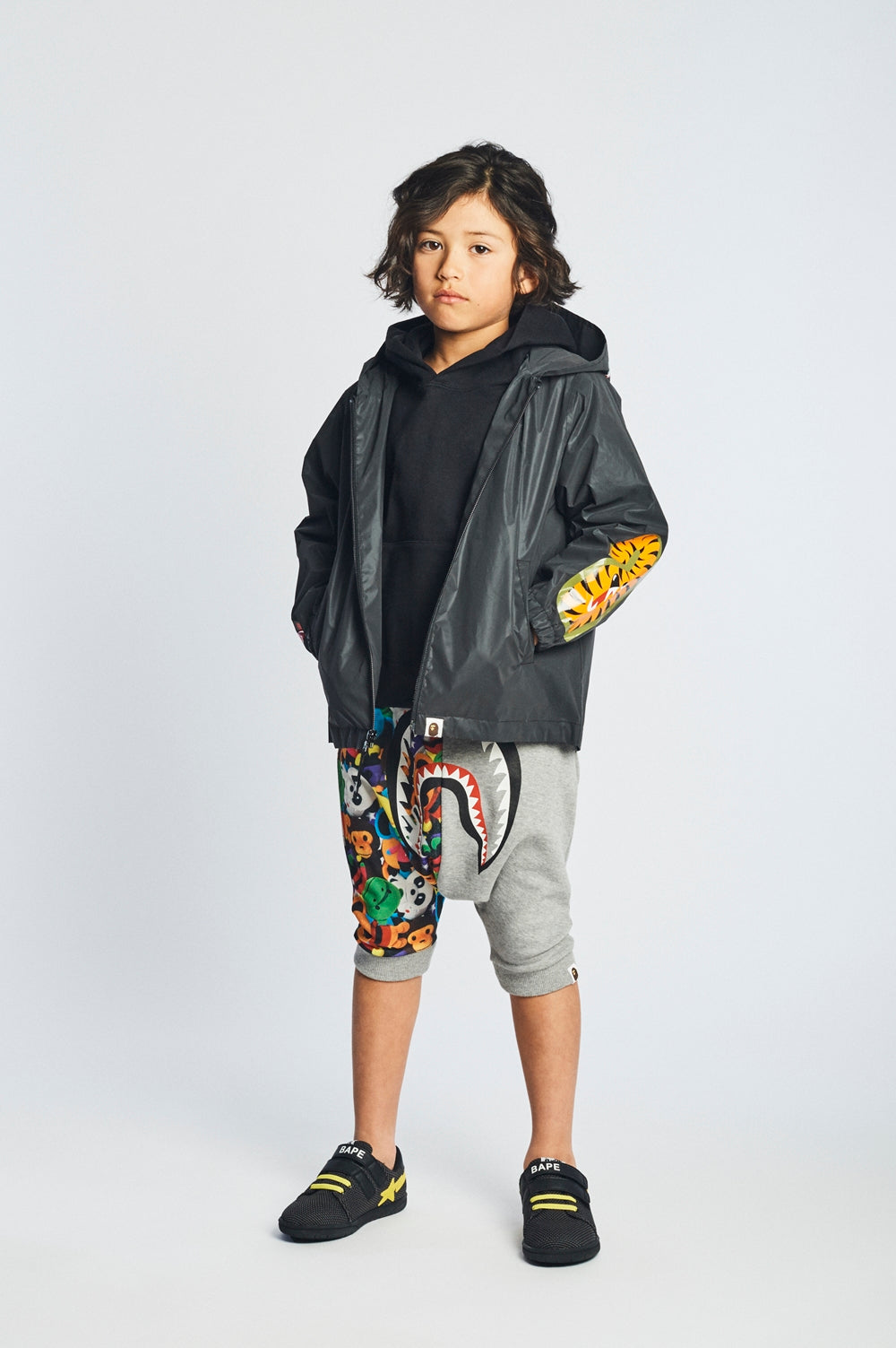 A BATHING APE 2018 SS KIDS' LOOKBOOK 8