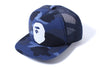 COLOR CAMO MESH CAP