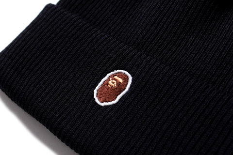 ONE POINT KNIT CAP