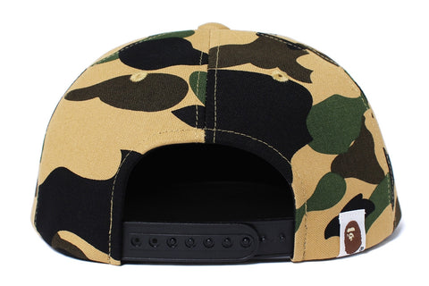 1ST CAMO SNAP BACK CAP