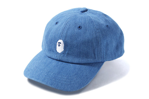 APE HEAD DENIM CAP