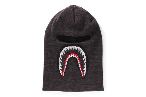 SHARK KNIT CAP