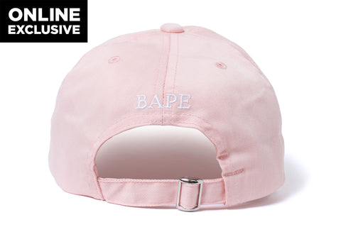 APE HEAD EMBROIDERY PANEL CAP -ONLINE EXCLUSIVE-