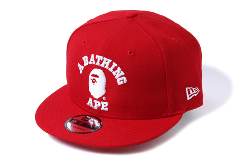 COLLEGE NEW ERA SNAP BACK CAP