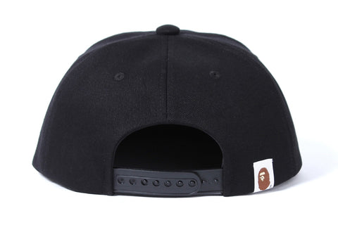 APE HEAD SNAP BACK CAP