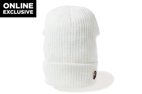 ONE POINT KNIT CAP [ONLINE EXCLUSIVE]