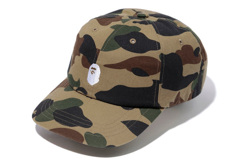1ST CAMO DUCK PANEL CAP