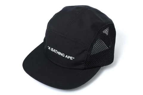 A BATHING APE JET CAP