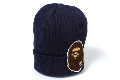 BIG APE HEAD KNIT CAP