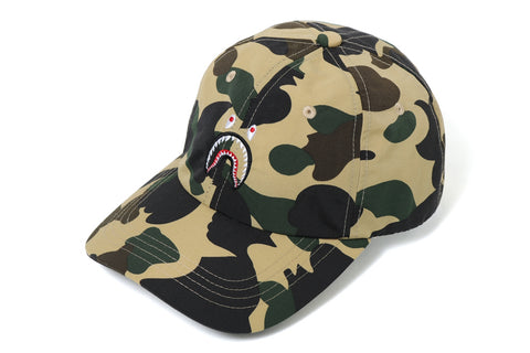1ST CAMO SHARK PANEL CAP