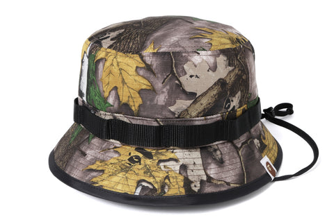 BAPE FOREST CAMO HUNTING HAT