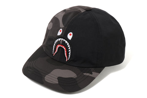 COLOR CAMO SHARK PANEL CAP