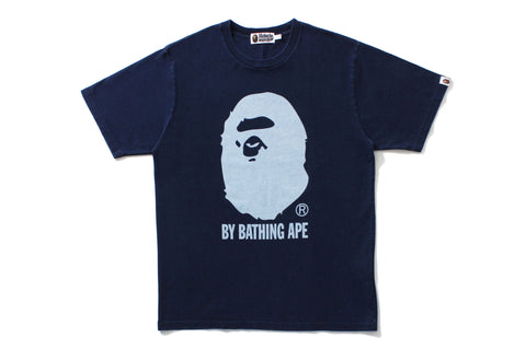 INDIGO BY BATHING APE TEE