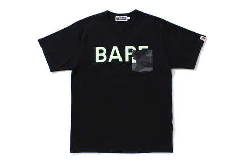 CITY CAMO POCKET BAPE TEE