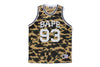 1 ST CAMO BASKETBALL TANK TOP