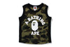 1ST CAMO COLLEGE TANK TOP