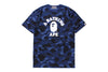 COLOR CAMO COLLEGE BIG TEE