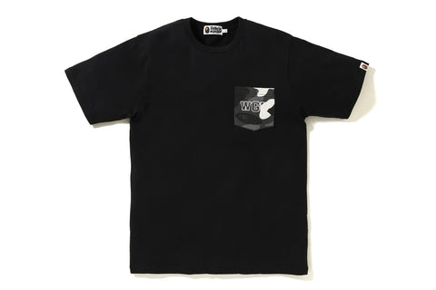 CITY CAMO POCKET SHARK TEE