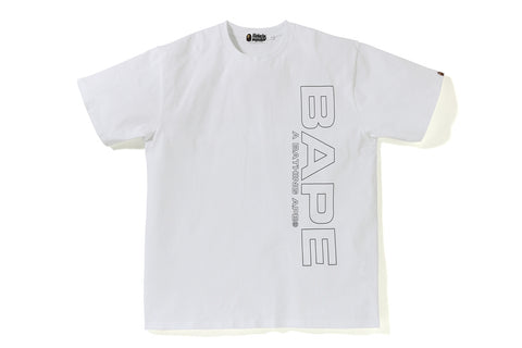 RELAXED BAPE SPACE TEE