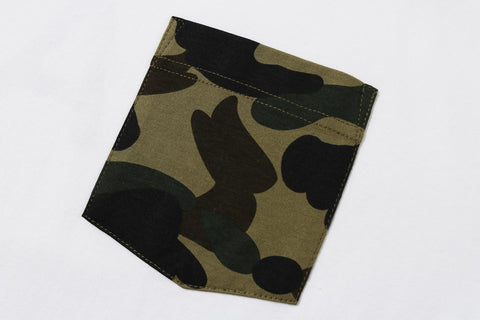 RELAXED BAPE POCKET TEE