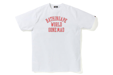 RELAXED WORLD GONE MAD TEE
