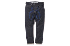 1999 TYPE-02 SHARK DENIM PANTS