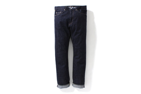 2008 TYPE-05 WASHED DENIM PANTS