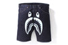 SHARK DENIM SHORTS