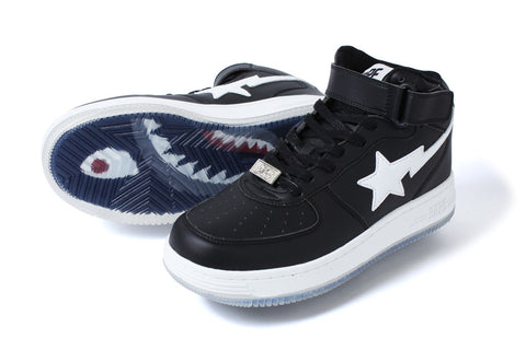 SHARK PICTURE SOLE BAPE STA MID