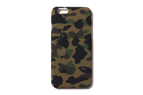 1ST CAMO I PHONE 6 CASE