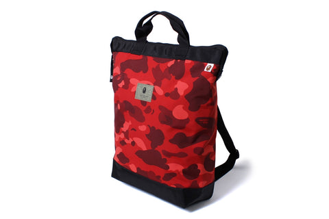 COLOR CAMO 2WAY BAG