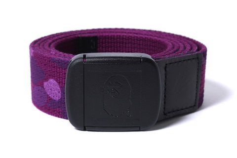 COLOR CAMO GI BELT