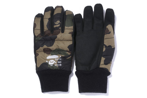 1ST CAMO GLOVES