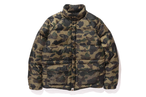 1ST CAMO CLASSIC DOWN JACKET