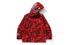 COLOR CAMO SHARK SNOWBOARD JACKET