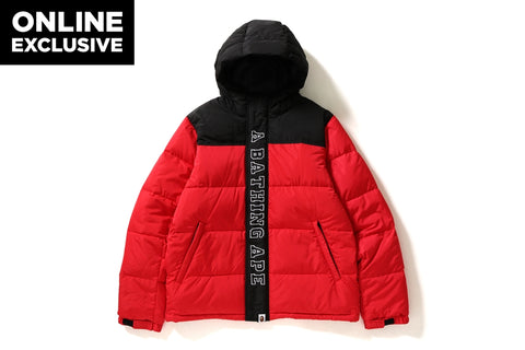 2 TONE DOWN JACKET [ONLINE EXCLUSIVE]