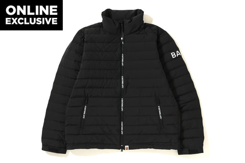 A BATHING APE DOWN JACKET  [ONLINE EXCLUSIVE]
