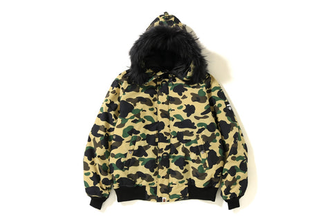 1ST CAMO N-2B DOWN JACKET