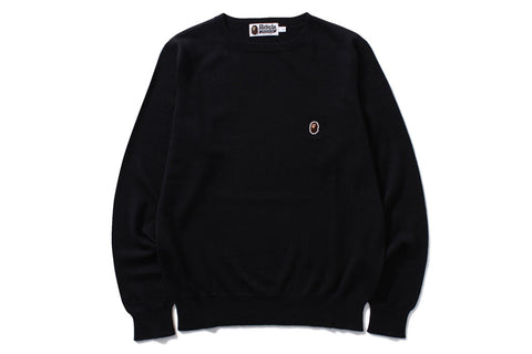 APE HEAD ONE POINT KNIT