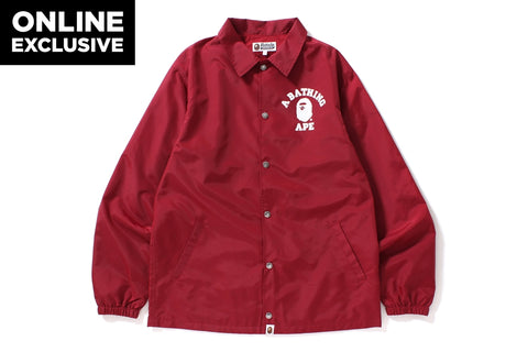 COLLEGE COACH JACKET [ONLINE EXCLUSIVE]