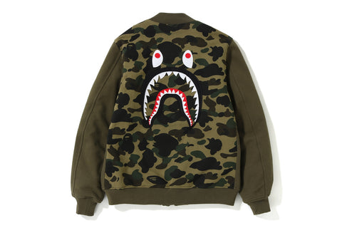 1ST CAMO SHARK SWEAT MA-1