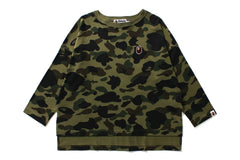 1ST CAMO APE HEAD ONEPOINT L/S TEE
