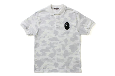CITY CAMO LARGE APE HEAD POLO